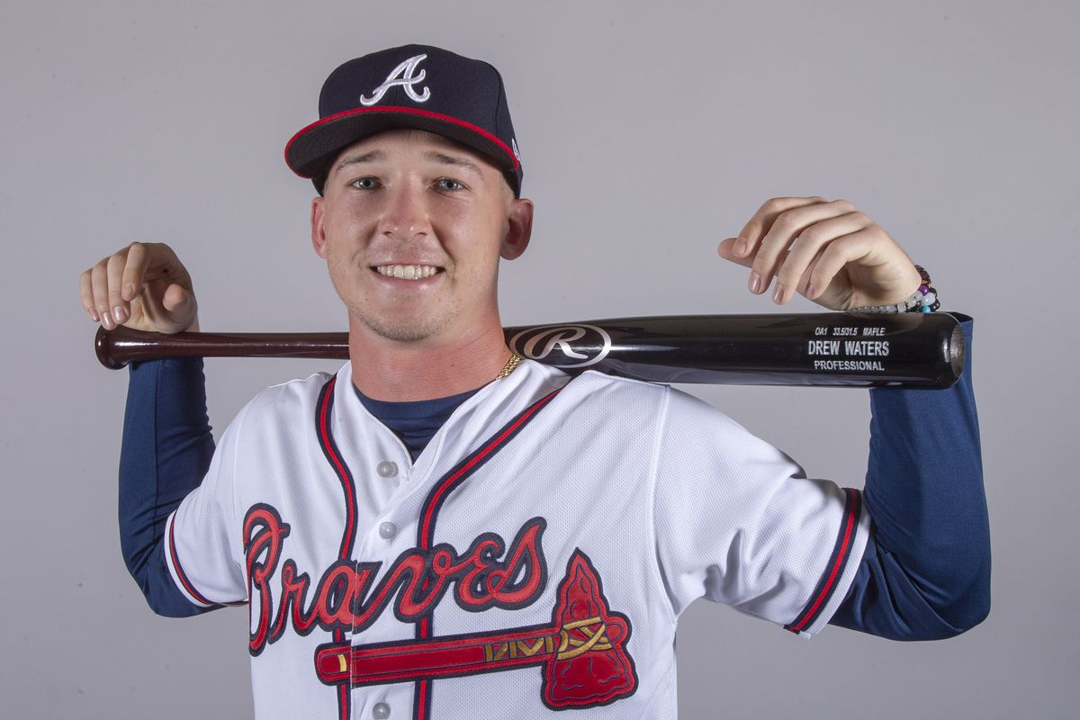 Atlanta Braves Minor League Recap: Drew Waters Gets 4 Hits - Talking