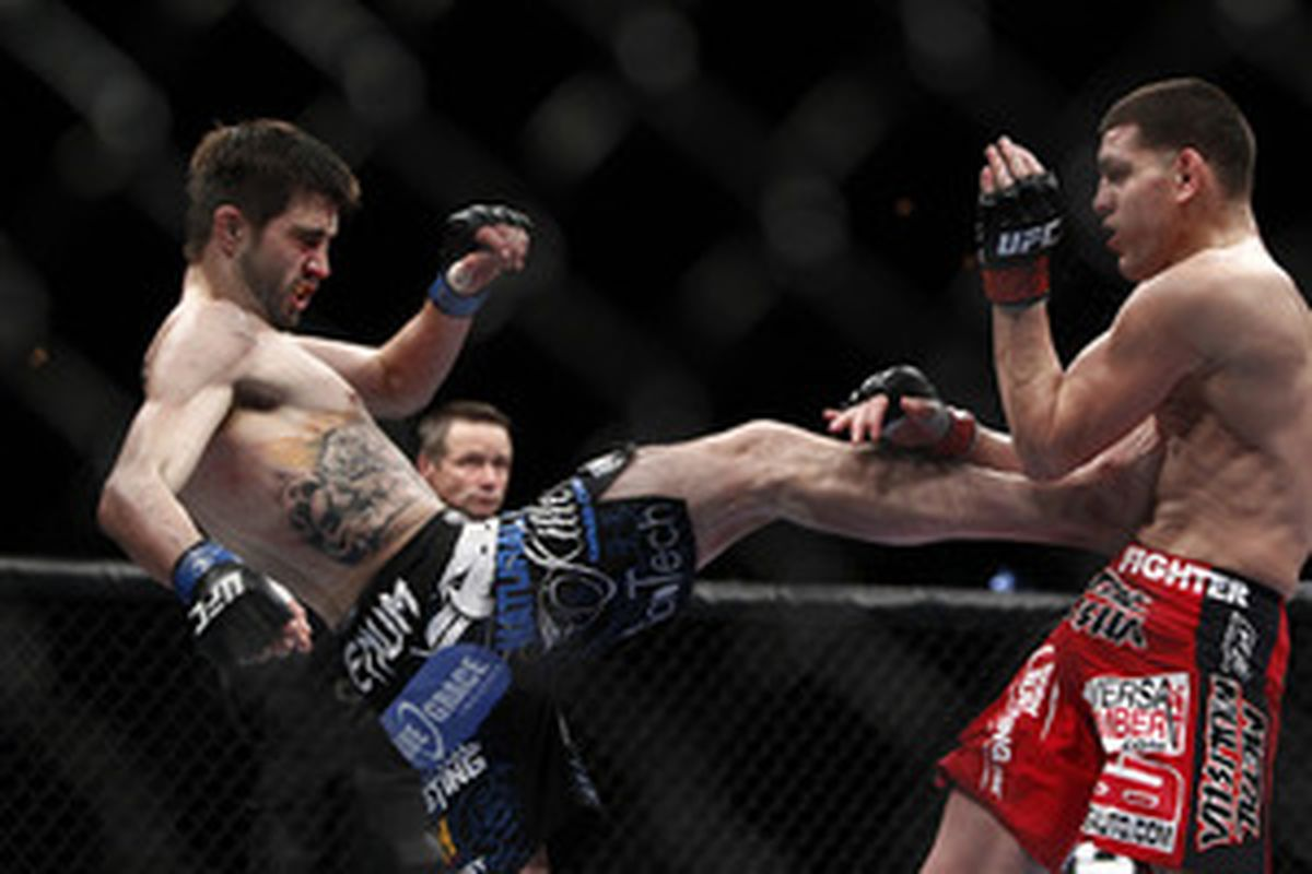 Photo by Esther Lin for MMA Fighting.