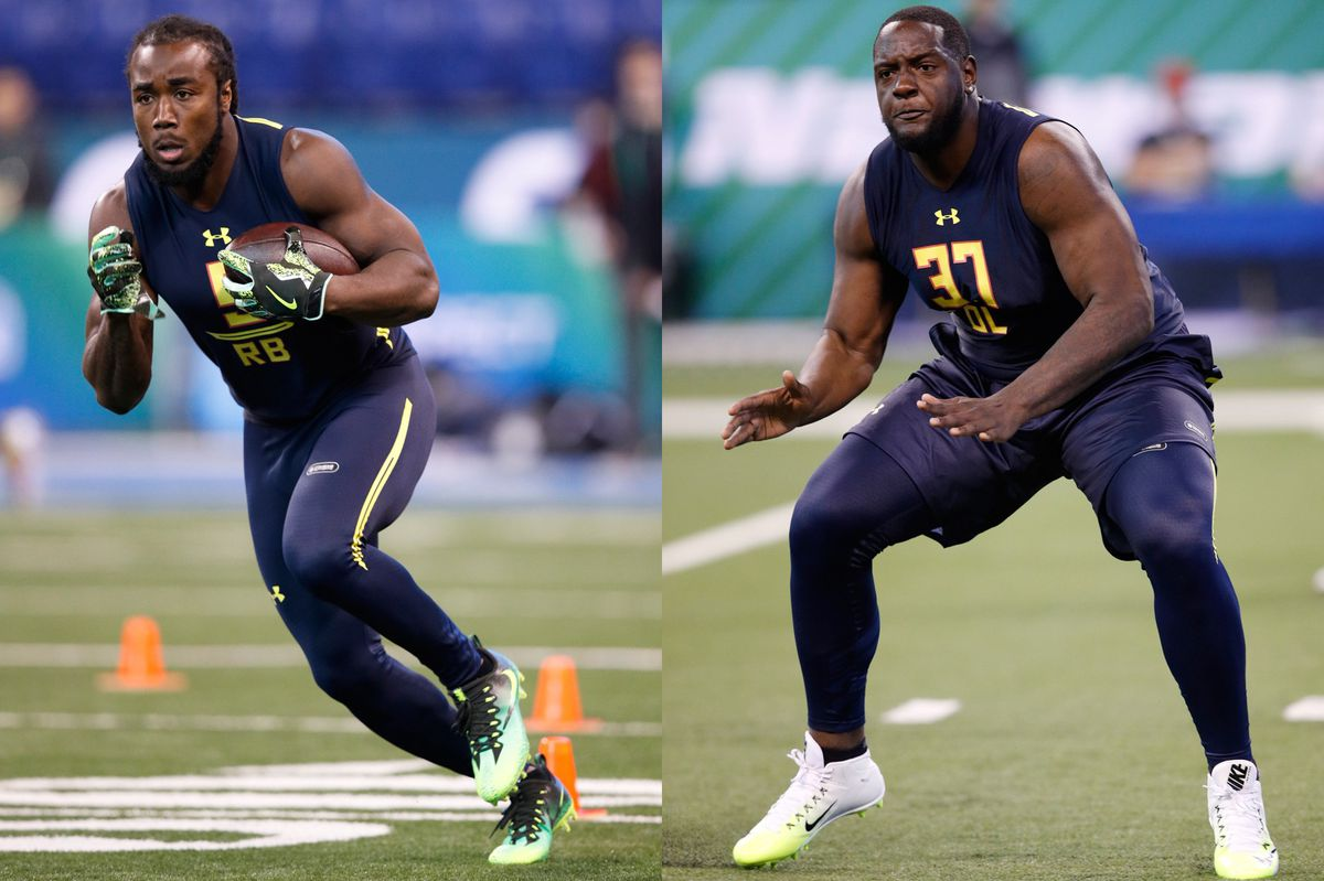 Dalvin Cook and Cam Robinson (GettyImages)