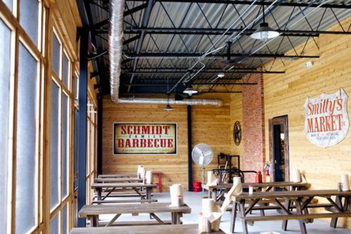 Schmidt Family Barbecue.