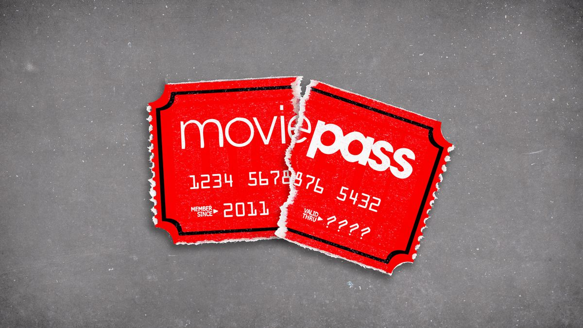 The Strange Never Ending Saga Of Moviepass The Ringer