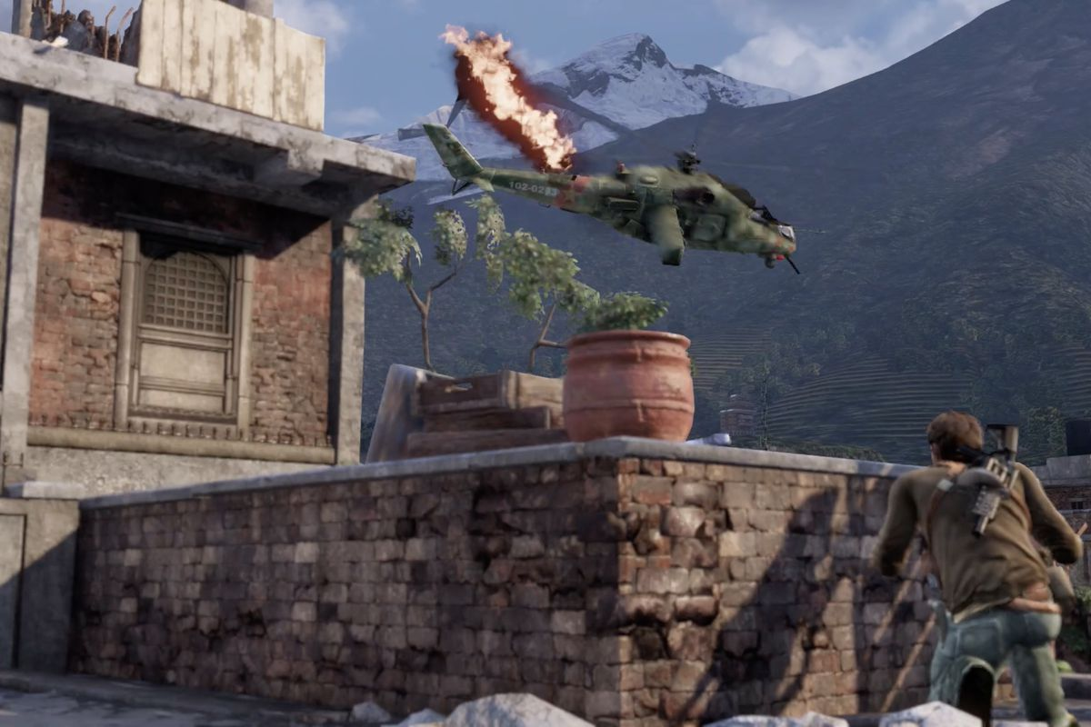 Uncharted 2: Among Thieves 'Desperate Times' treasure locations