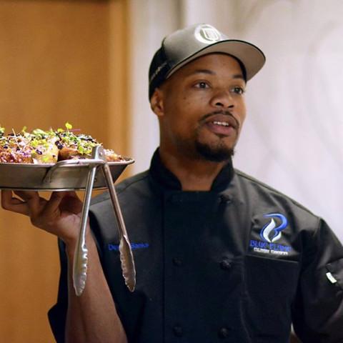 Chef Devon Banks