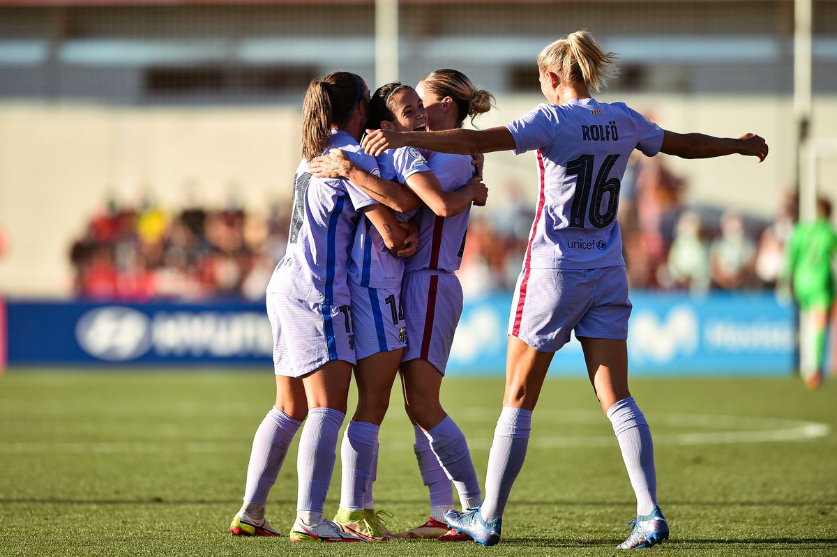 Atletico De Madrid v FC Barcelona - Primera Division Femenina
