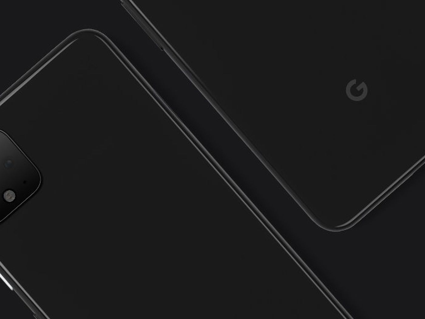 This Is Google S Pixel 4 The Verge