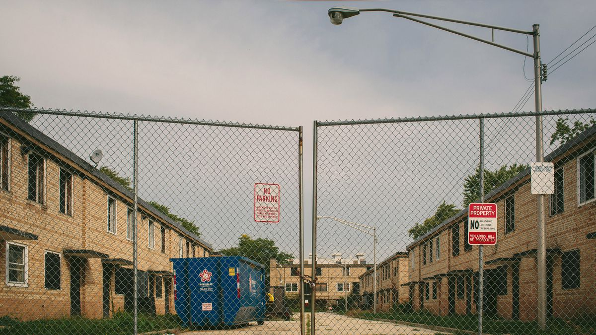 When Public Housing Goes Private Curbed Chicago