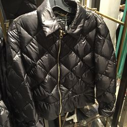 One of the last down jackets, $449.50