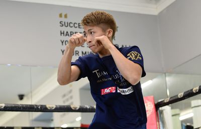 1143784551.jpg - Tensions run high at Inoue-Rodriguez workout, Inoue's father shoved