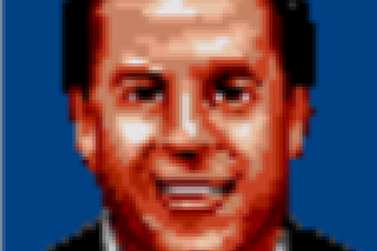 """Hi. I'm Ron Barr, and I have a gigantic face"""