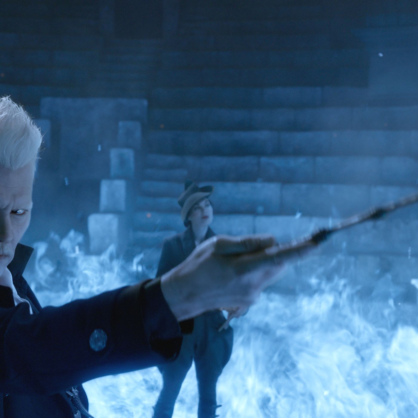 Crimes of Grindelwald is Attack of the Clones when it should
