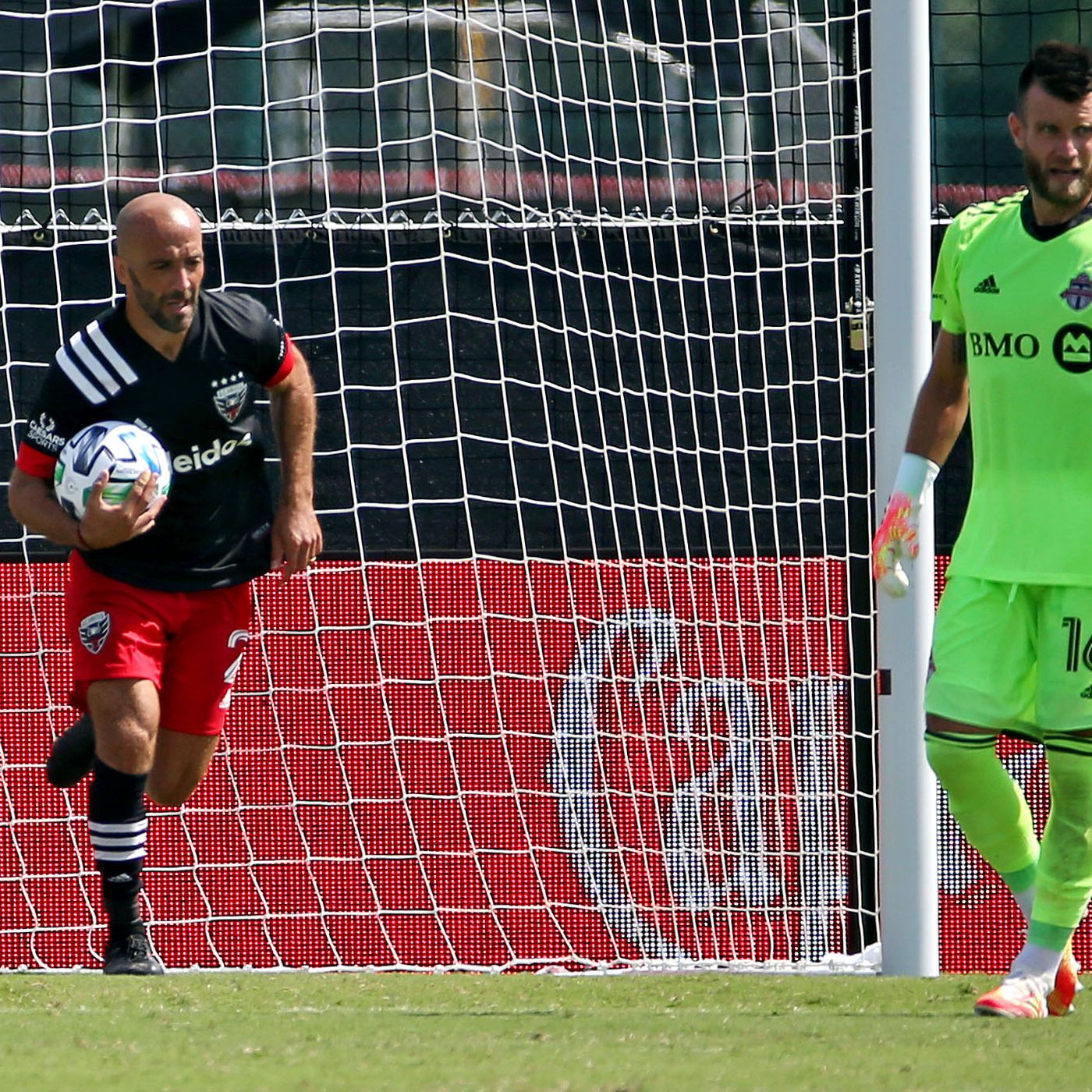 Former Crew Midfielder Federico Higuain Scores On D C United Debut Massive Report