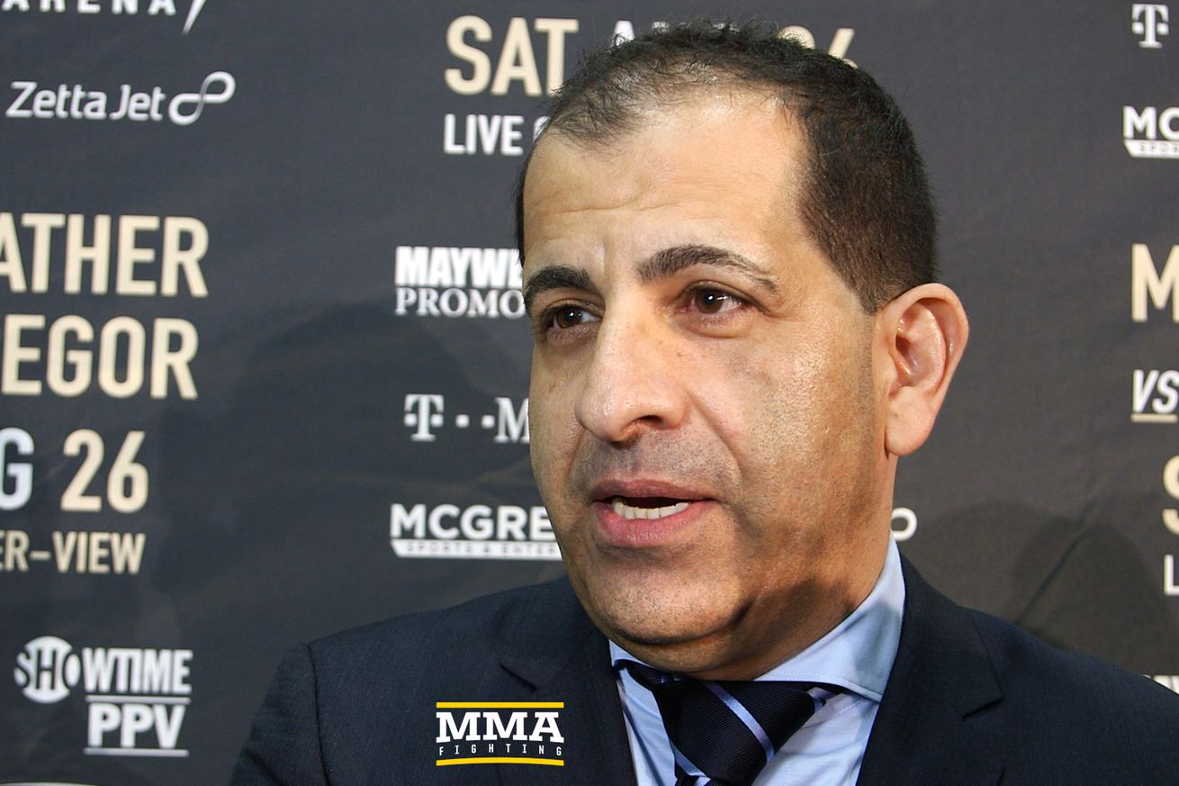 community news, Stephen Espinoza on Conor McGregor confrontation: There was genuine animosity'