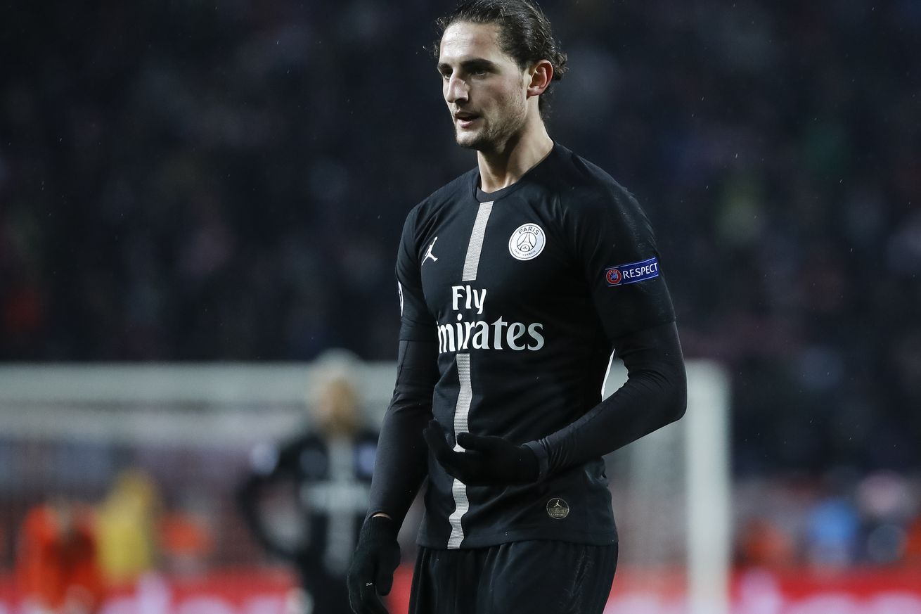 Barca deny they must pay Rabiot