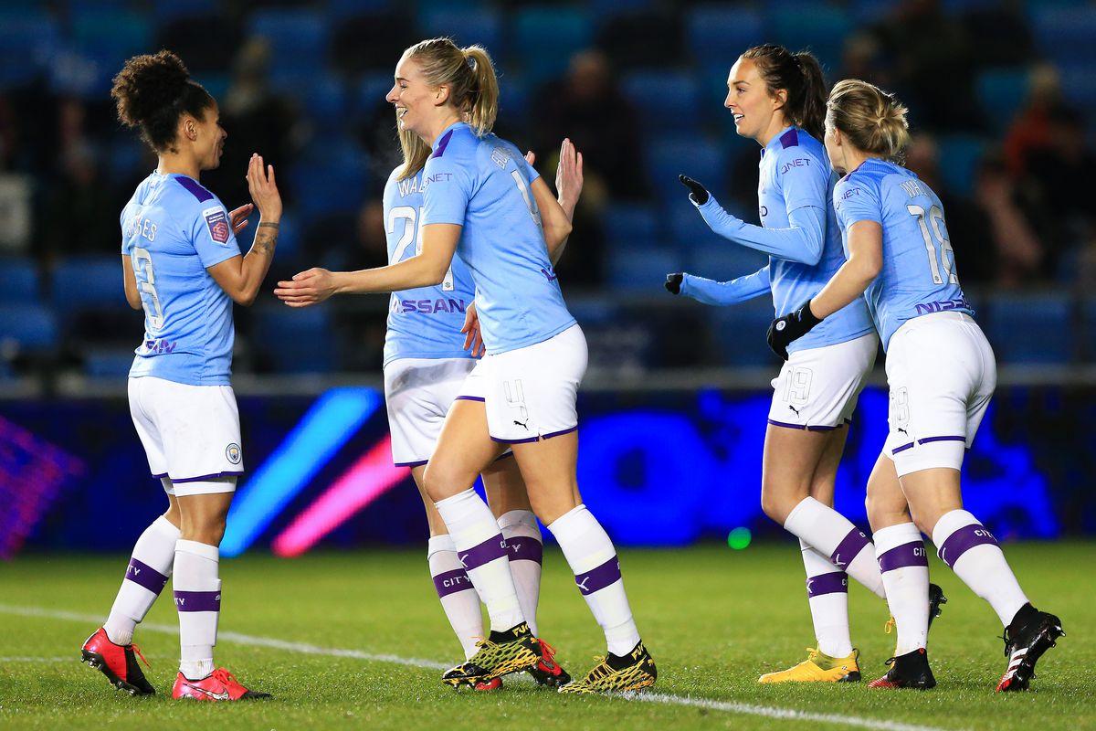 Manchester City v Bristol City - Barclays FA Women's Super League