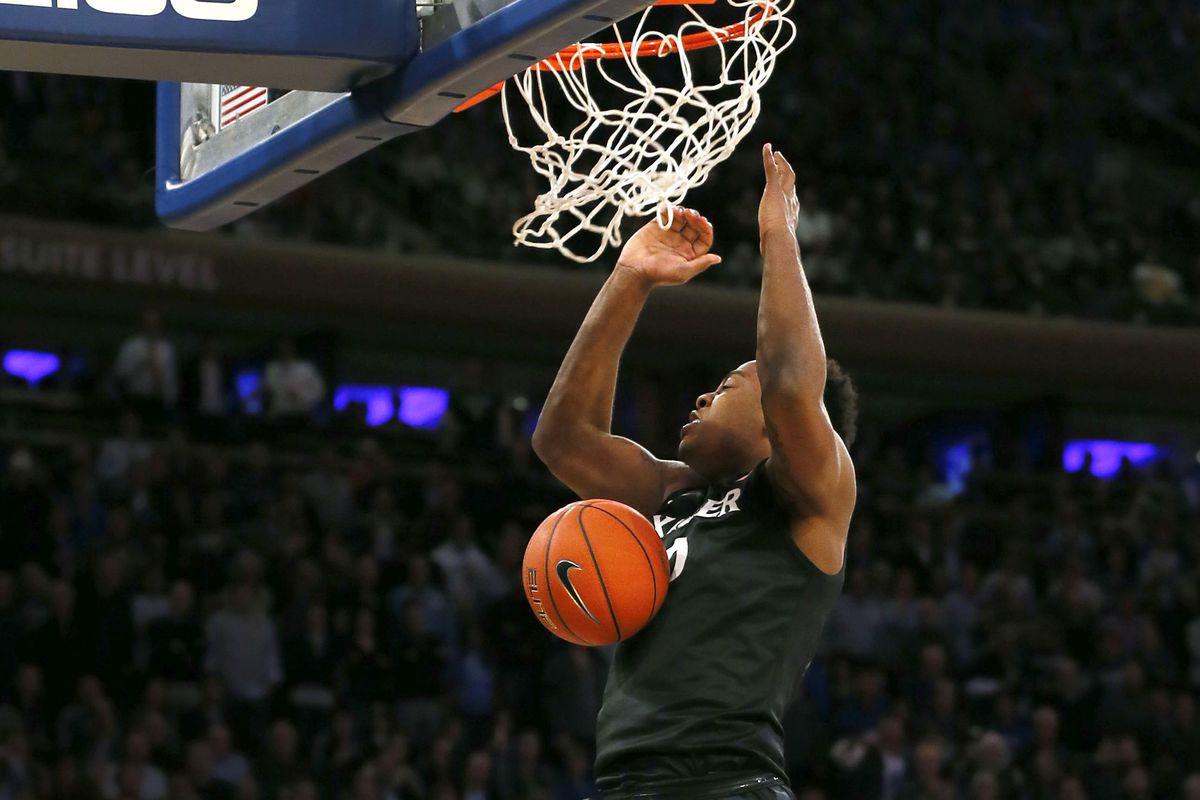 NCAA Basketball: Big East Conference Tournament-Xavier vs Butler