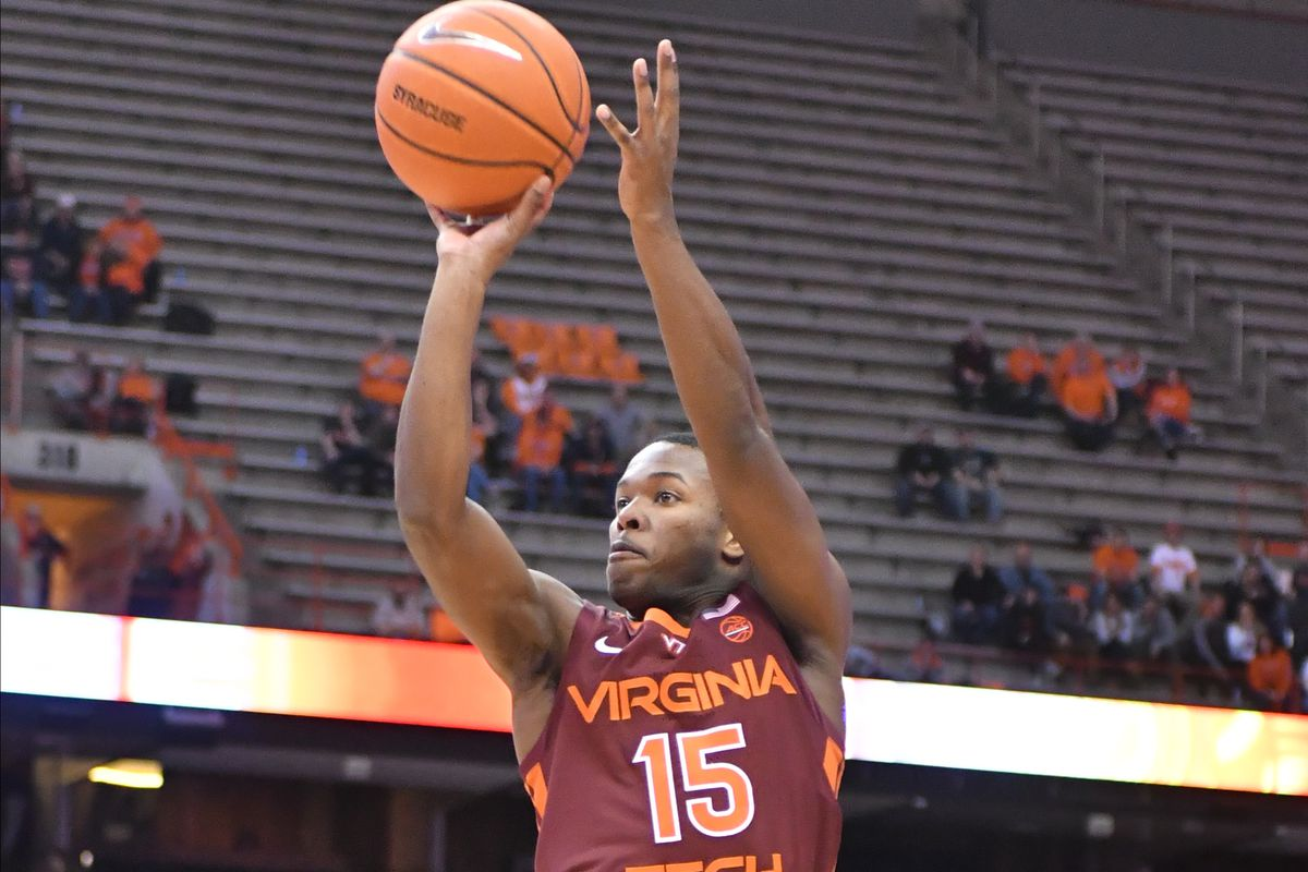 Virginia Tech Hokies Come From Behind And Defeat Syracuse 67 63 Gobbler Country