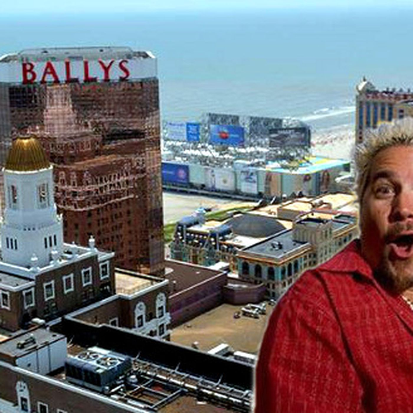Guy Fieri Is Expanding to Atlantic City This Summer - Eater Philly