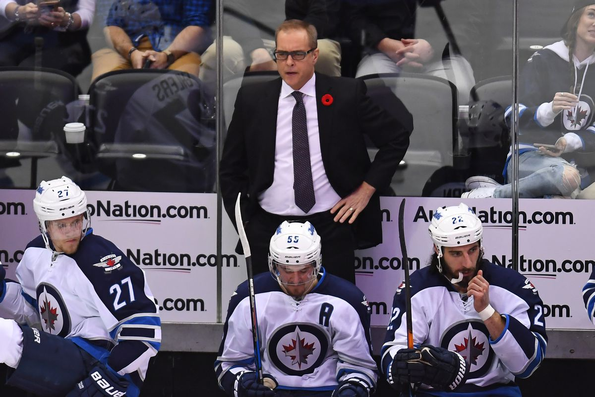 NHL: Winnipeg Jets at Colorado Avalanche