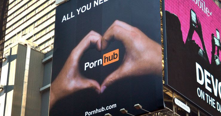 Pornhub limits uploads and disables downloads after New York Times exposé