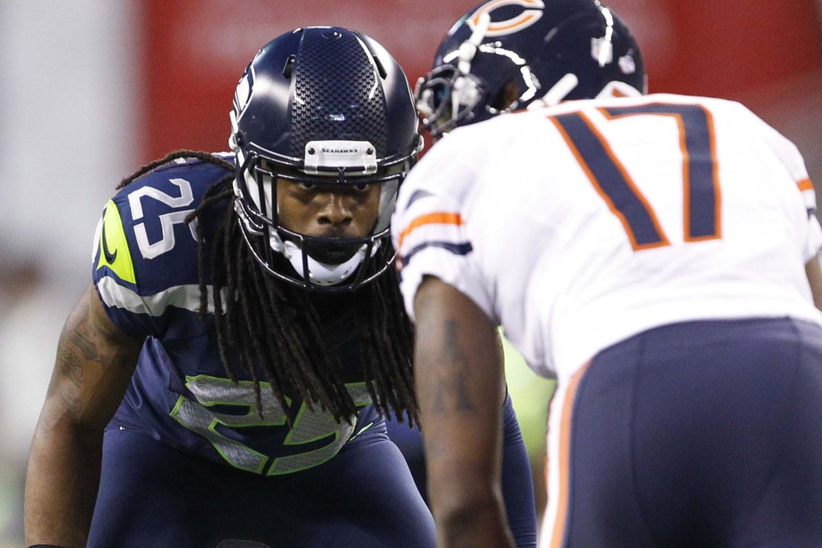 Richard Sherman looks to guide to Seattle to back to back Super Bowls