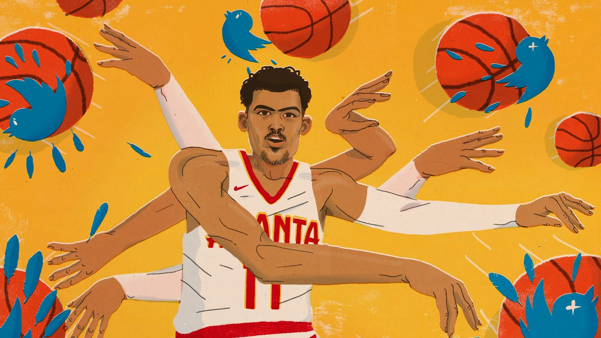 Trae Young Is Passing With Flying Colors - The Ringer