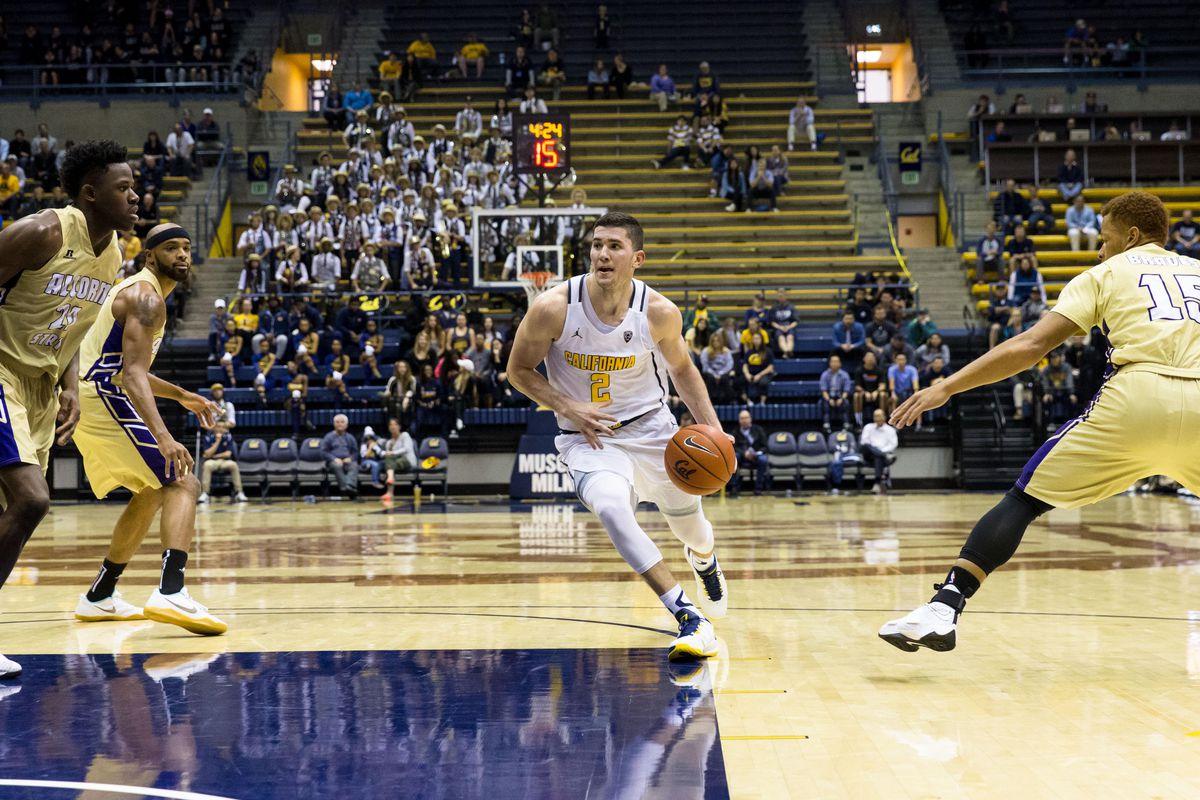 NCAA Basketball: Alcorn State at California