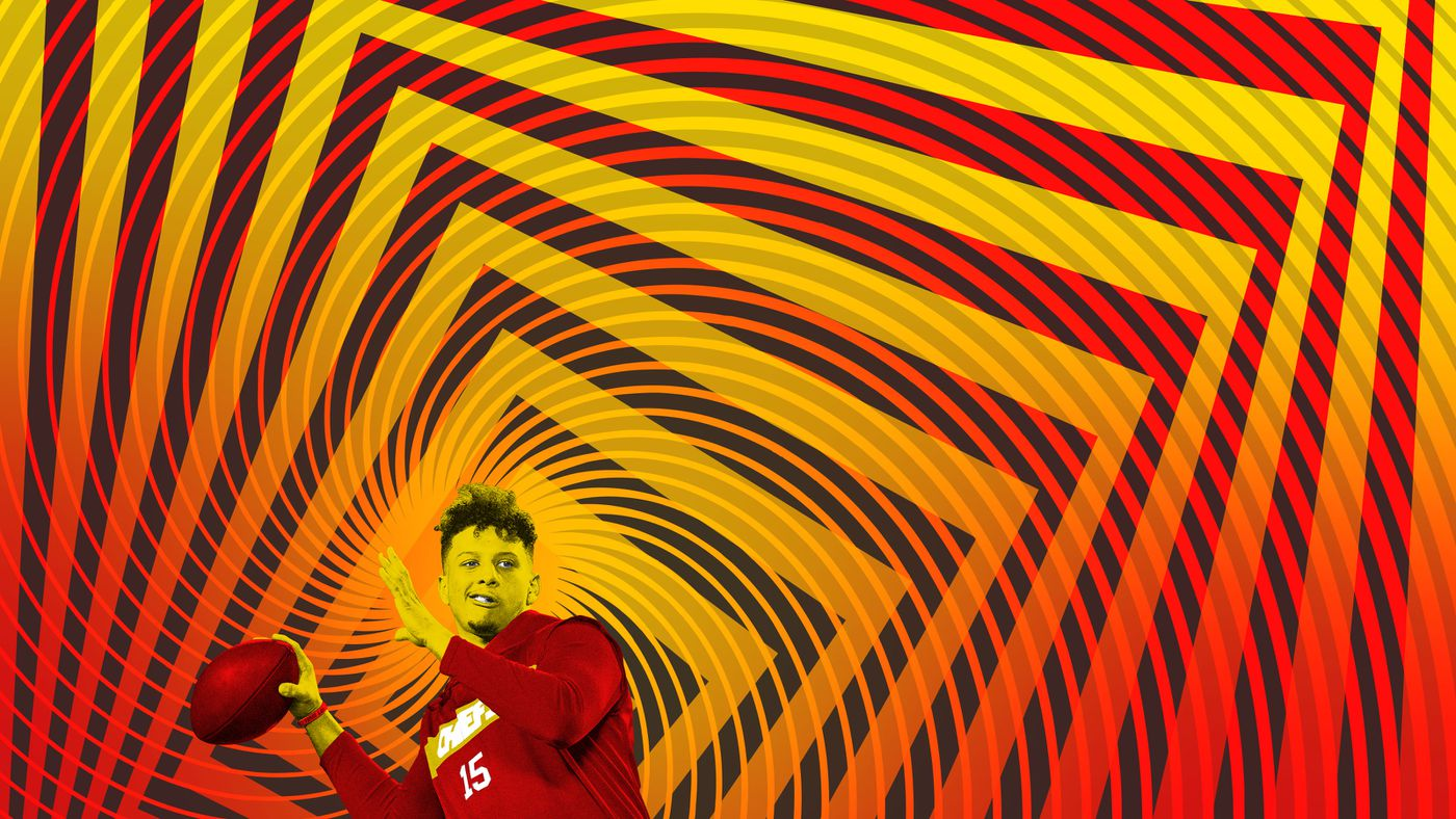 The Long Toss: Stories of Patrick Mahomes II's Awe-Inspiring Passing