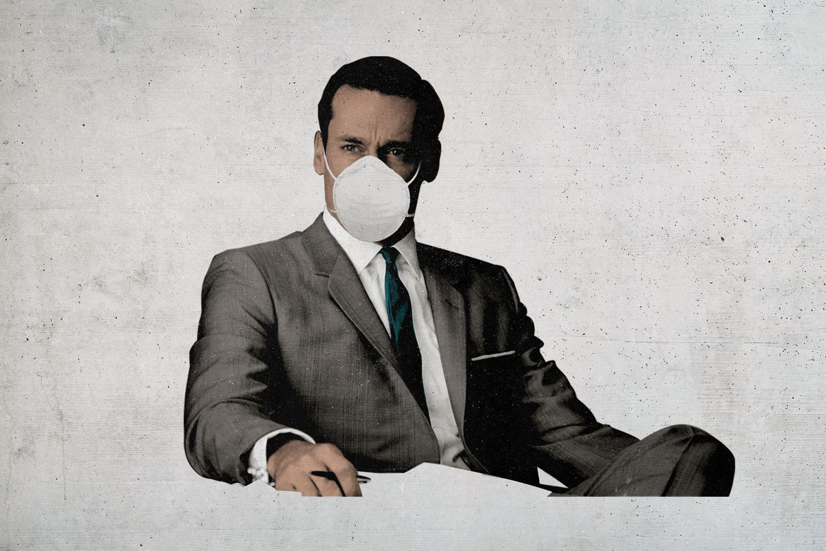 How Mad Men Became The Perfect Show For The Pandemic The Ringer