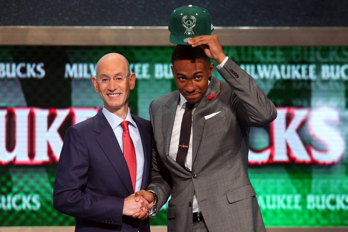Jabari Parker tips his cap for the honour of being named my Fantasy Basketball ROY.