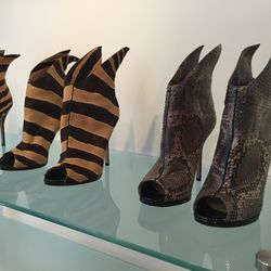 Boots, $225