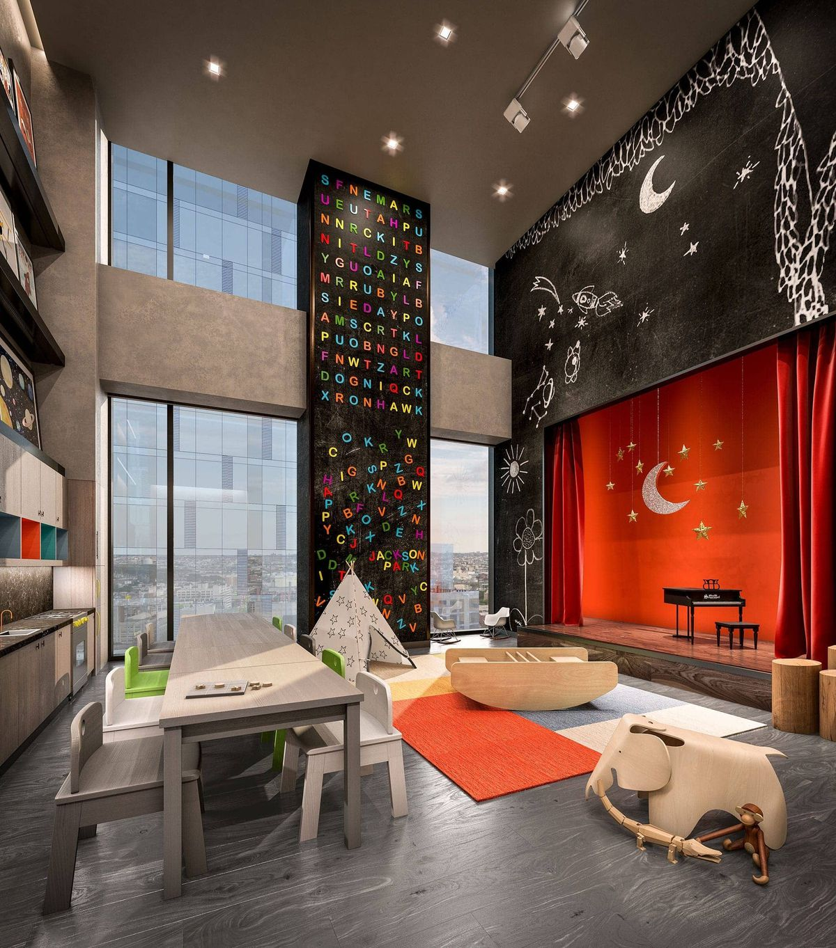 New Coliving Concept For Families Launches In Nyc Curbed