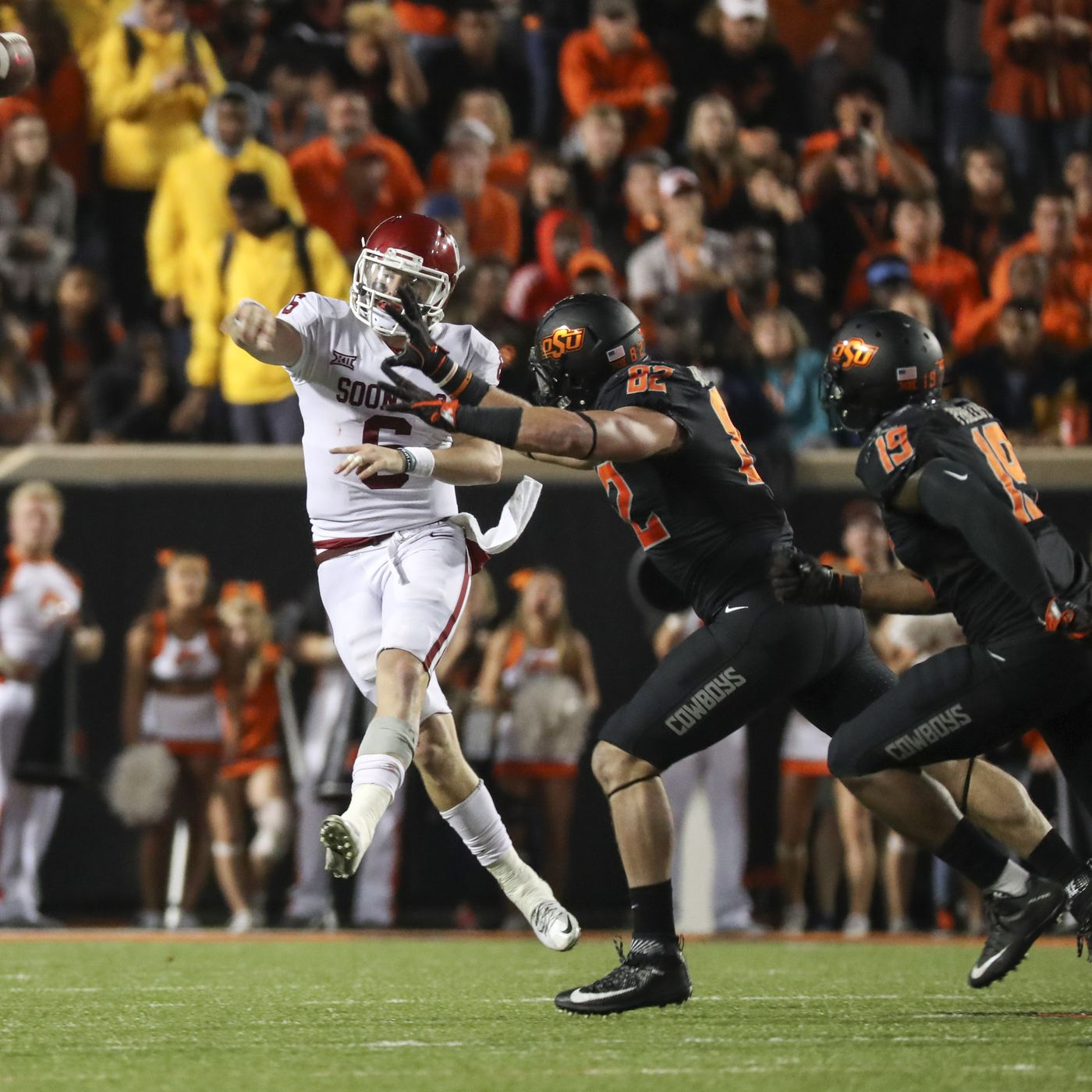 Oklahoma State Vs Oklahoma 2018 Live Stream Bedlam Time Tv