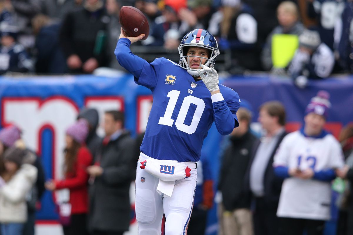 Giants-Cowboys 2018, Week 17: Live stream, score, news