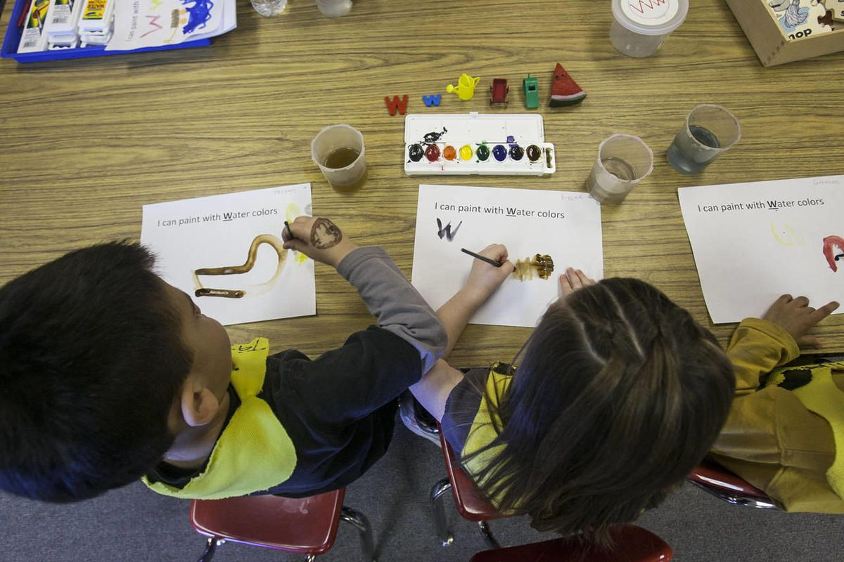 Members of the House Education Committee advanced a bill Thursday that would set up a private-public partnership for high quality preschool services.