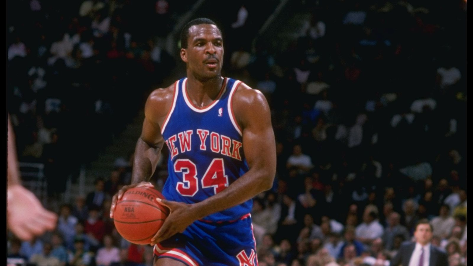 Here s why the Knicks should retire Charles Oakley s jersey