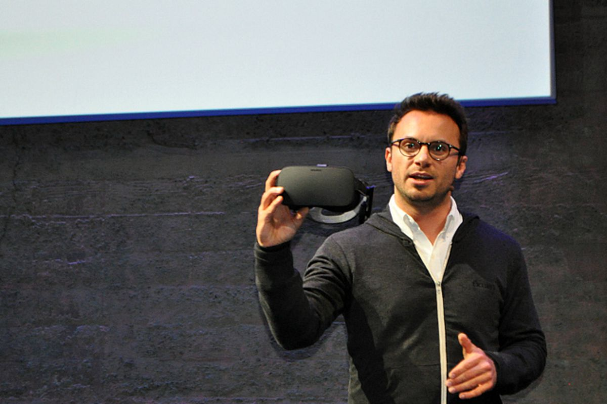 25e9392ce811 Kurt Wagner. The cost of virtual reality  Expensive. Facebook-owned Oculus  ...