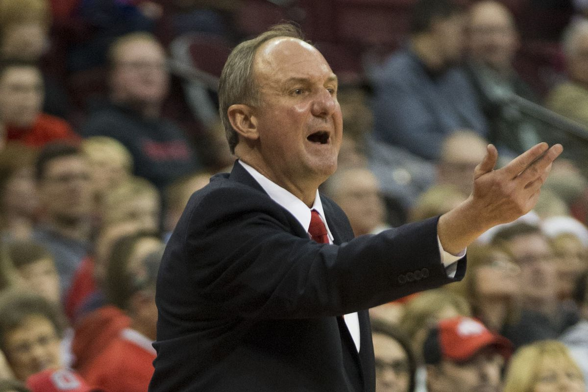 Thad Matta is witnessing Amir Williams carry the Ohio State offense against Notre Dame