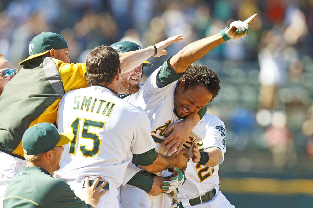 A's Walk Off Again, Sweep Yankees, Meaning     What