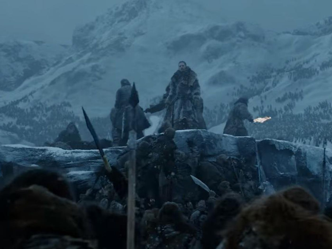 Game Of Thrones Next White Walker Battle Is Looming Here S What S Changed Since The First One Vox