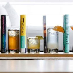"""Skip the Uber ride home and turn your night out into a """"morning in"""" at the <a href=""""http://www.jameshotels.com/miami/explore-hotel/amenities-services/in-room-services/in-room-bartender"""">James Royal Palm</a>. Keep the party going with the Bartender Experie"""