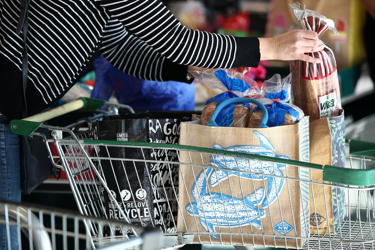 Plastic Bag Ban Comes Into Effect In New Zealand