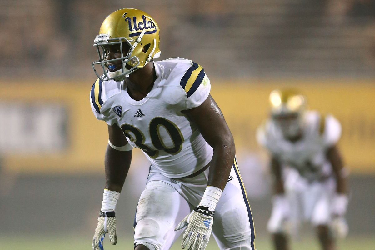 """Myles Jack has become """"The Alpha Dog"""" in Indianapolis."""