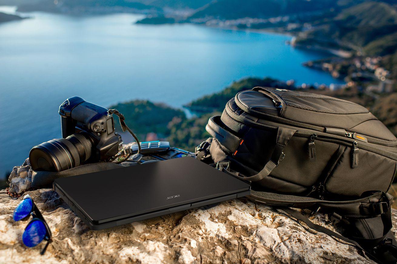 Acer Enduro N3 rugged laptop