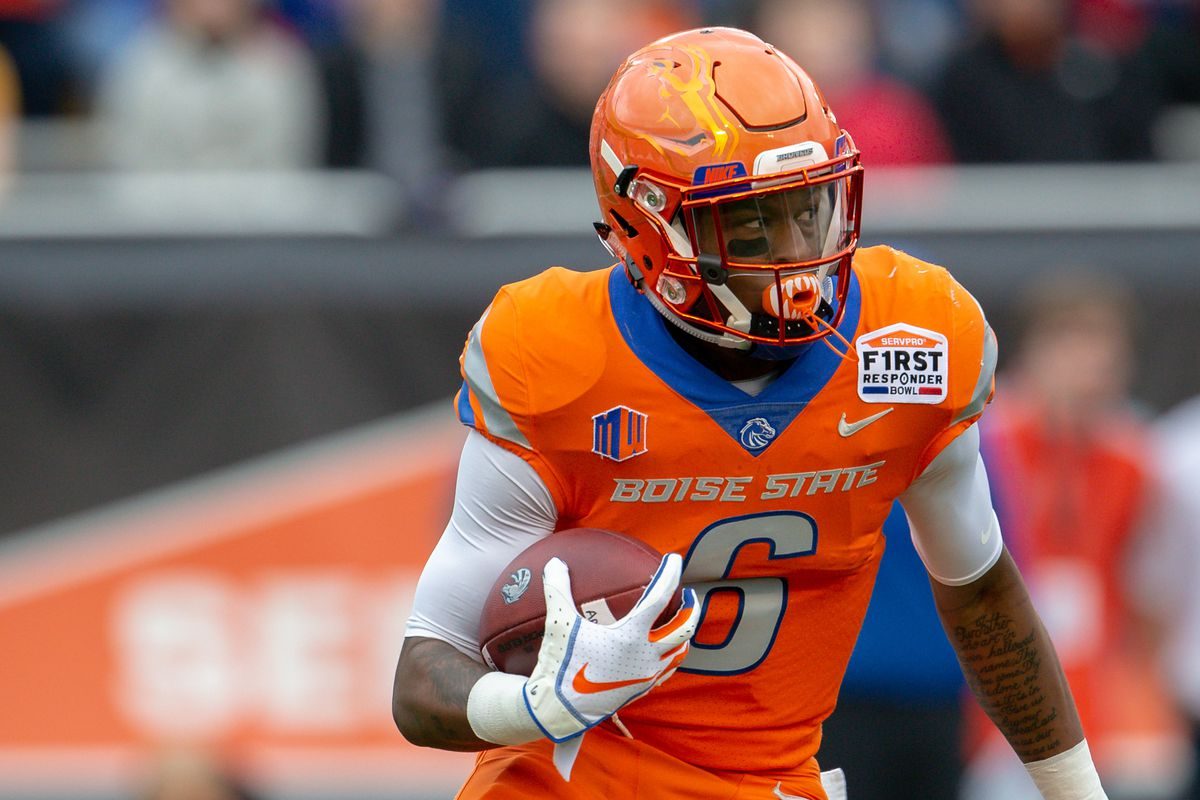 Boise State roster countdown 2019: Day 6, CT Thomas - One