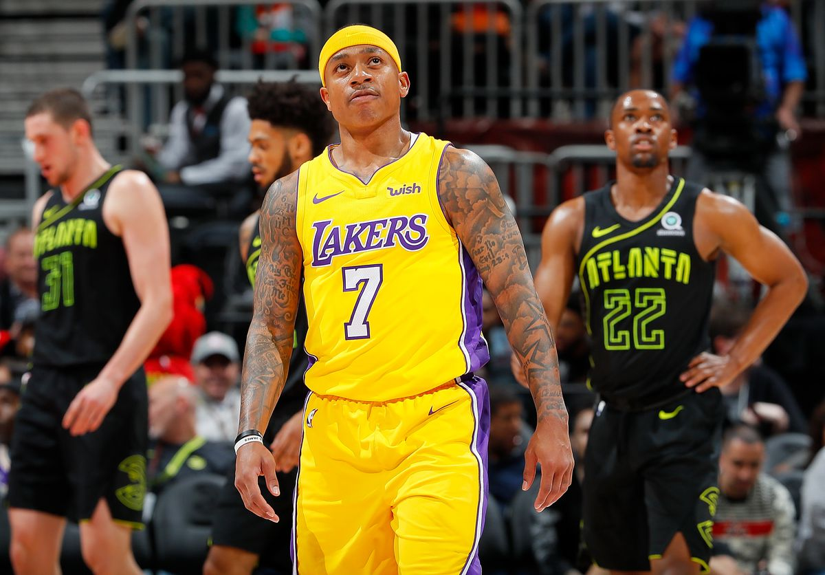 111f1b776607 LeBron James is joining the L.A. Lakers. Here are 44 thoughts on the ...