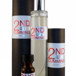 """This fragrance is named for actor Alan Cumming and smells like a few of his favorite things, including cigarettes and scotch. Bonus: the proceeds go to charity.<br /><br /><a href=""""http://www.cbihateperfume.com/2nd-alan-cumming.html"""" rel=""""nofollow"""">CB I H"""