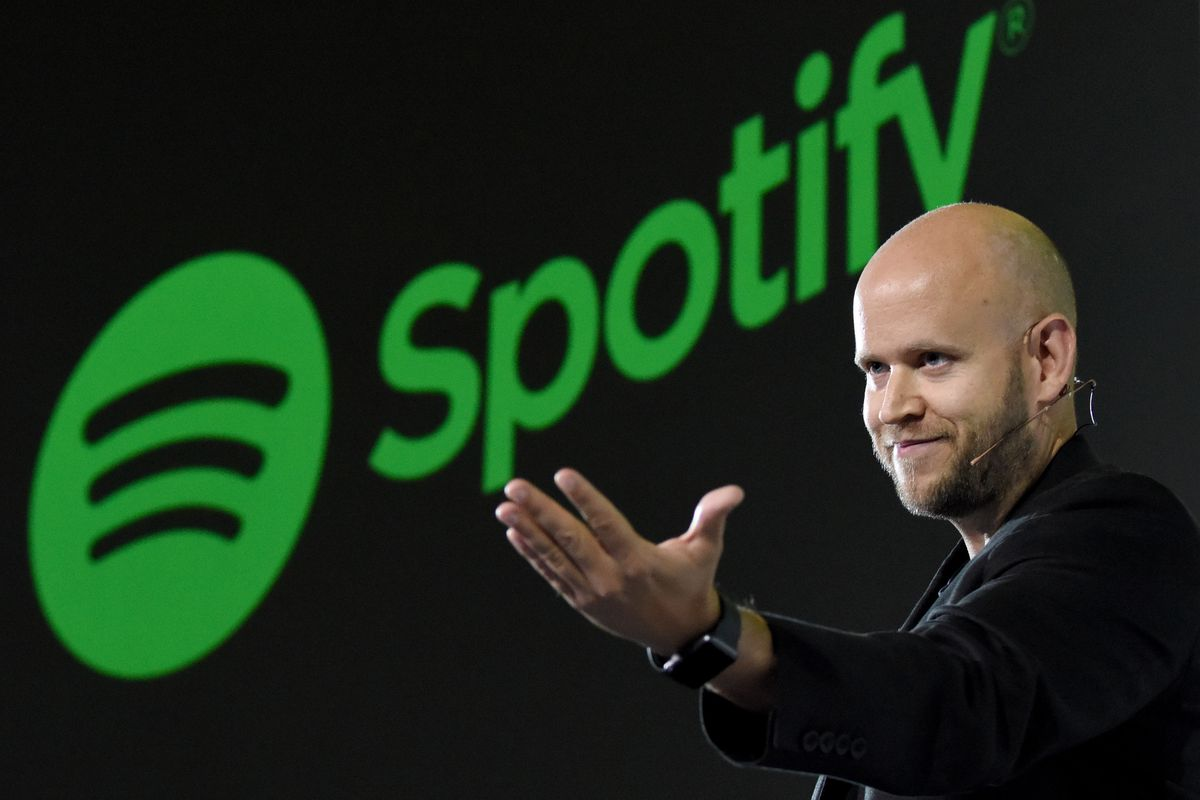 Spotify takes first step towards United States  market listing