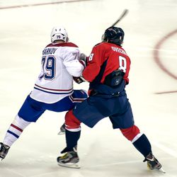Ovechkin Interferes With Markov