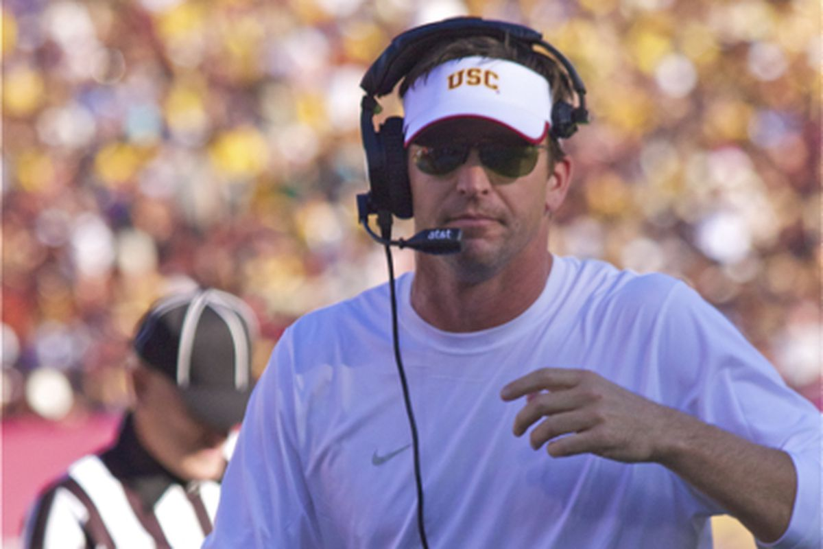 Will Justin Wilcox be coaching the USC D next year?
