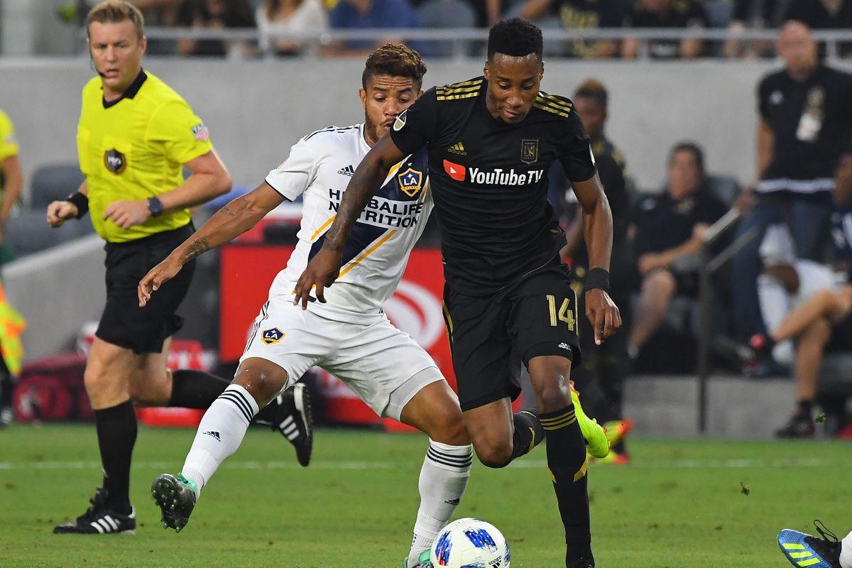 MLS: Los Angeles Galaxy at Los Angeles FC